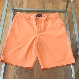 Polo Ralph Lauren Orange Boys Shorts 16